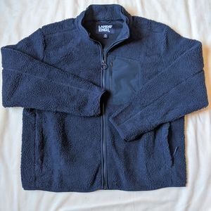 NWOT Land's End Full Zip